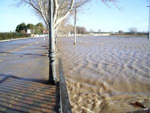 2º Río en Las Puentes y piscina.