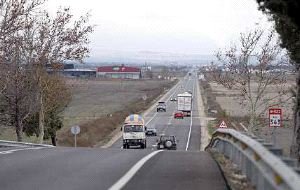 Carretera N-322