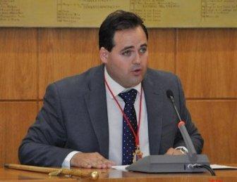 Paco Núñez, alcalde de Almansa y Presidente de la Diputación Provincial de Albacete