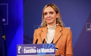 Carmen Casero, Consejera de Economía y Empleo