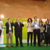 Cristina Molina, Vicente Tirado, Paco Núñez, Max Monasor,...