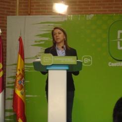 Mª Dolores Cospedal, Presidenta de C-L M