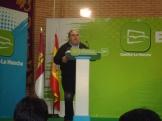 Vicente Tirado, Presidente de las Cortes de C-L M
