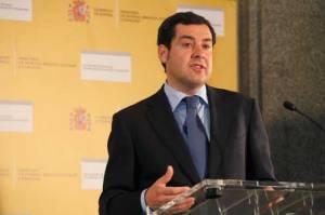 Secretario de Estado de Servicios Sociales e Igualdad, Juan Manuel Moreno