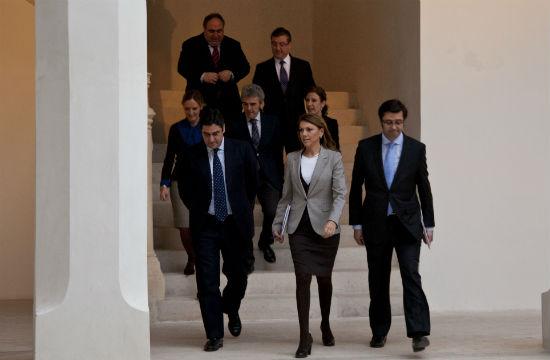 Gobierno de Castilla-La Mancha y Presidente de las Cortes