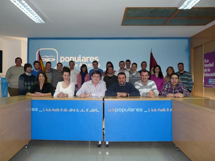 Junta Directiva Provincial de Nuevas Generaciones