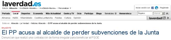 Noticia La Verdad