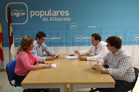 Comisión Empleo PP