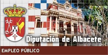 Ofertas empleo público Diputación Provincial de Albacete