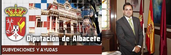 Subvenciones presidencia Diputación