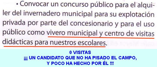 10. Vivero municipal y centro de visitas didácticas...