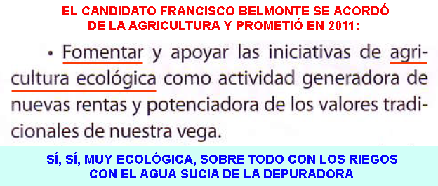 6. Fomentar la agricultura ecológica