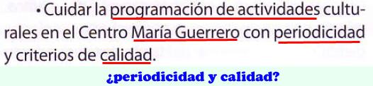 11 Programación María Guerrero
