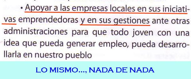 17. Apoyar a empresas locales en iniciativas y en gestiones...
