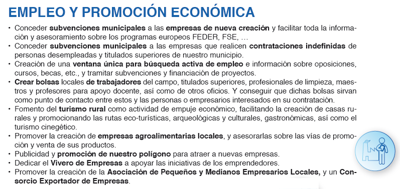 2 Empleo y promoción económica