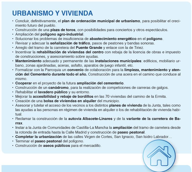 3 bis Urbanismo y vivienda