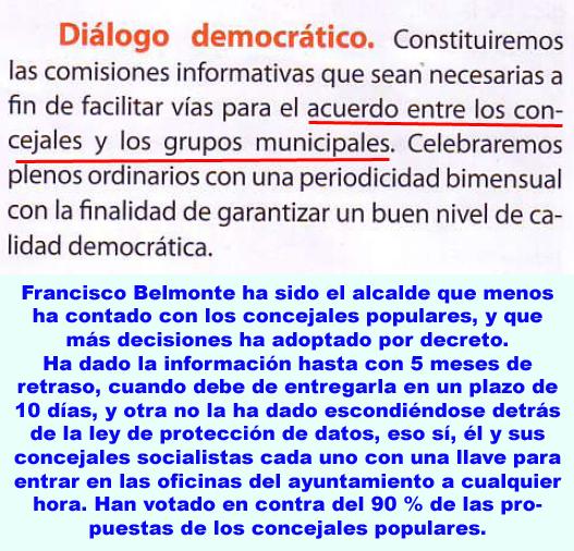 6 Diálogo democrático