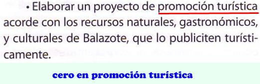 7 Promoción turística